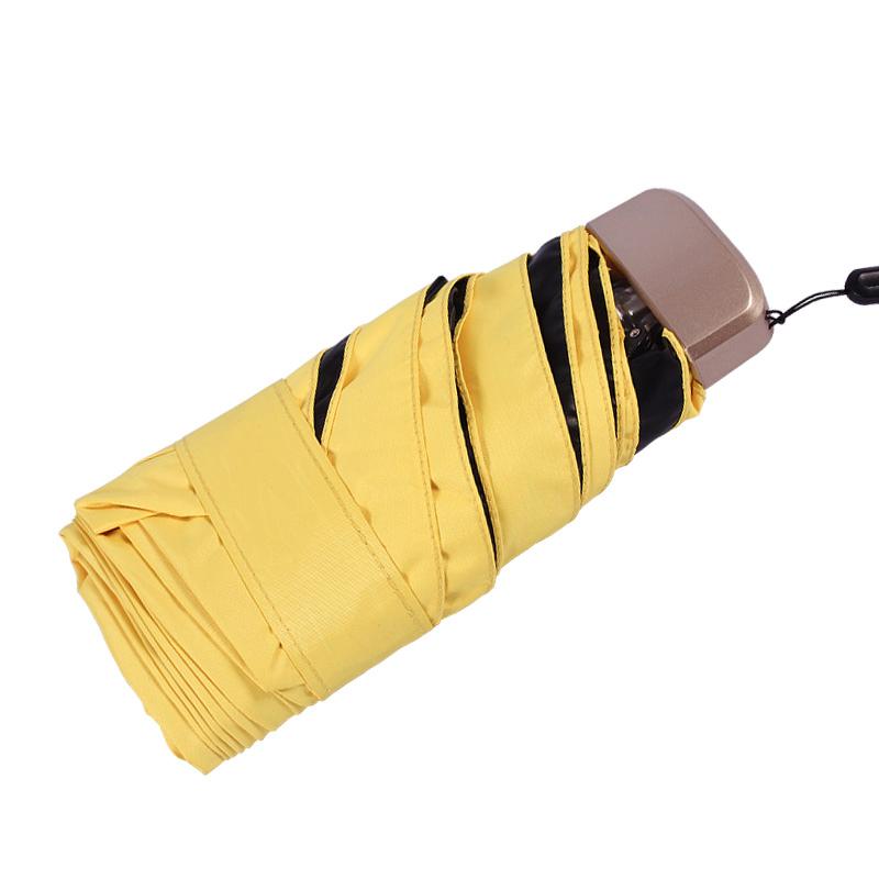 知名动漫公司定制6000把五折伞